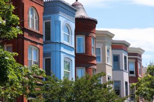 rowhomes in washington dc